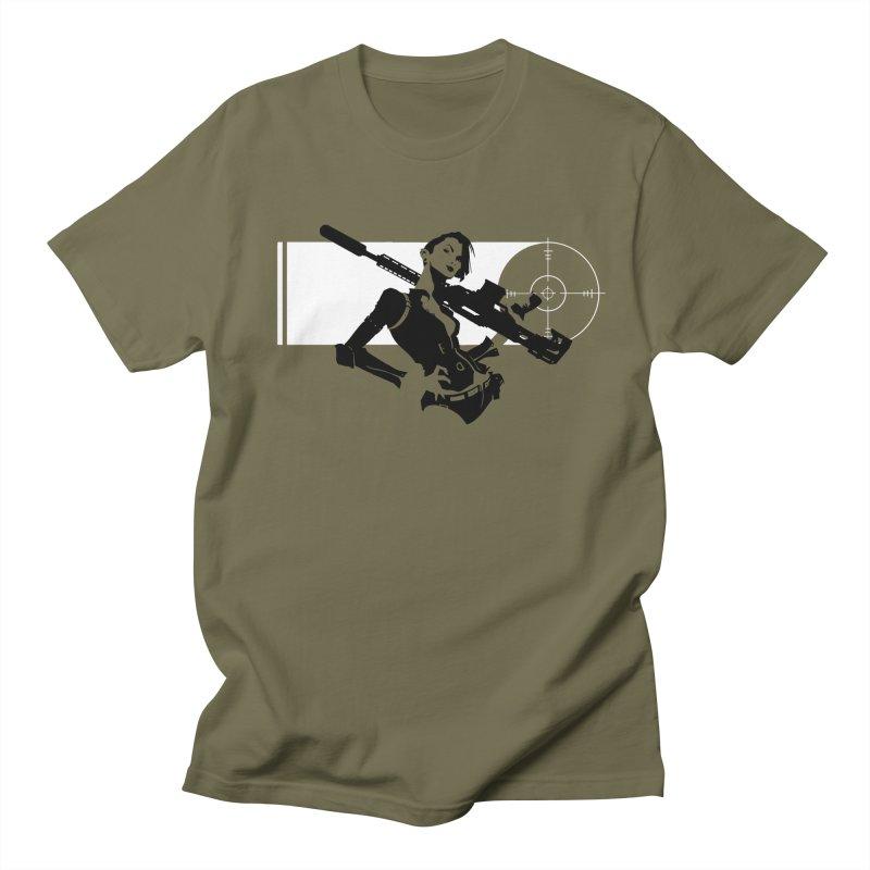Assassin Women's Regular Unisex T-Shirt by aaronjriley's Artist Shop