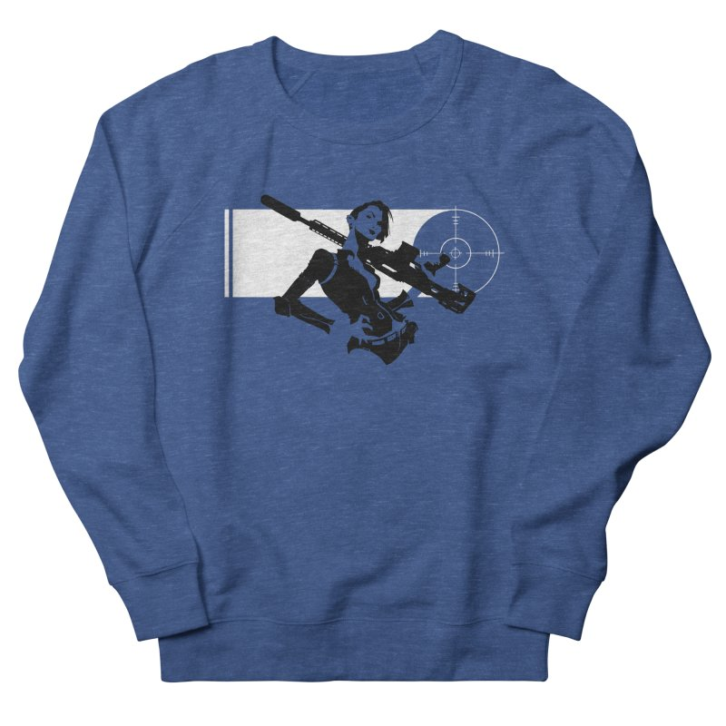 Assassin Women's French Terry Sweatshirt by aaronjriley's Artist Shop