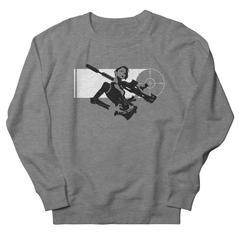 Assassin Women's French Terry Sweatshirt by aaronjriley's Artist Shop