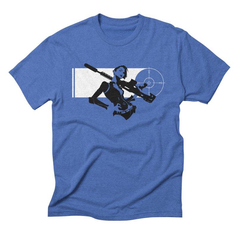 Assassin Men's Triblend T-Shirt by aaronjriley's Artist Shop