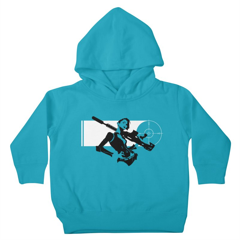 Assassin Kids Toddler Pullover Hoody by aaronjriley's Artist Shop