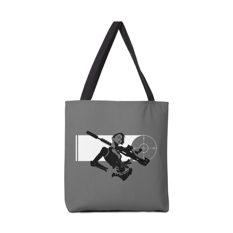 Assassin Accessories Tote Bag Bag by aaronjriley's Artist Shop