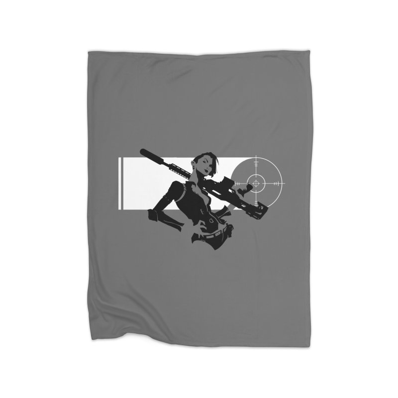 Assassin Home Blanket by aaronjriley's Artist Shop
