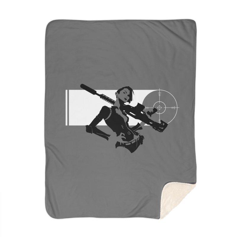 Assassin Home Blanket by aaronjriley's Artist Shop