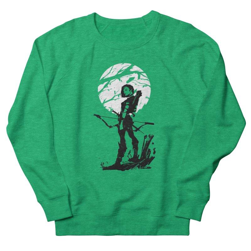 Moonlight Hunt Women's Sweatshirt by aaronjriley's Artist Shop