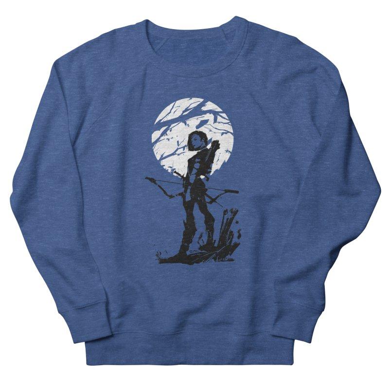 Moonlight Hunt Men's Sweatshirt by aaronjriley's Artist Shop