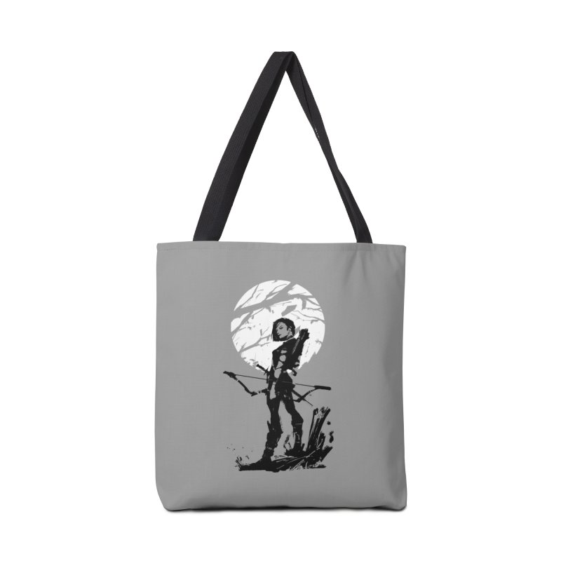 Moonlight Hunt Accessories Tote Bag Bag by aaronjriley's Artist Shop