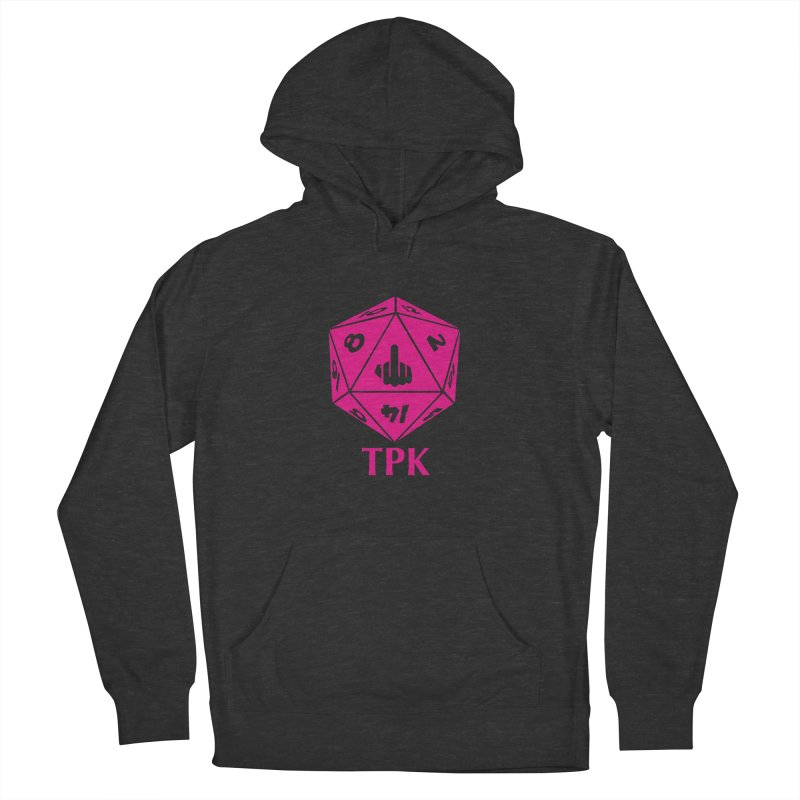 Total Party Kill Men's French Terry Pullover Hoody by aaronjriley's Artist Shop