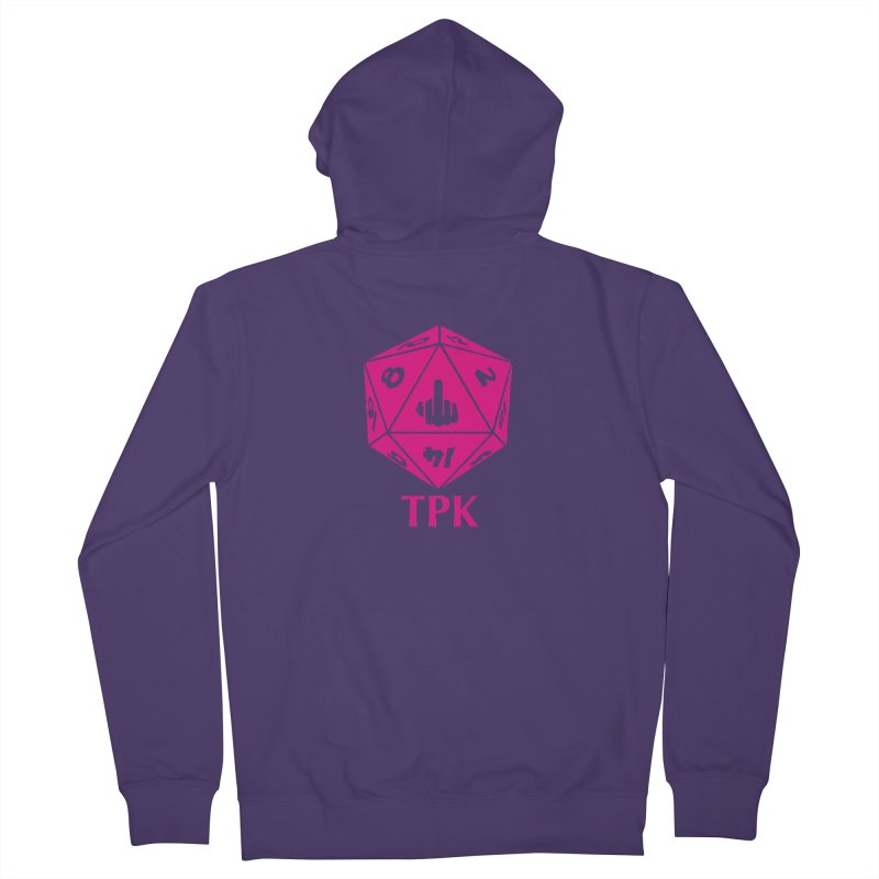 Total Party Kill Women's Zip-Up Hoody by aaronjriley's Artist Shop