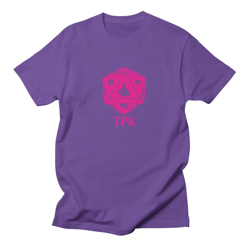 Total Party Kill Women's Regular Unisex T-Shirt by aaronjriley's Artist Shop