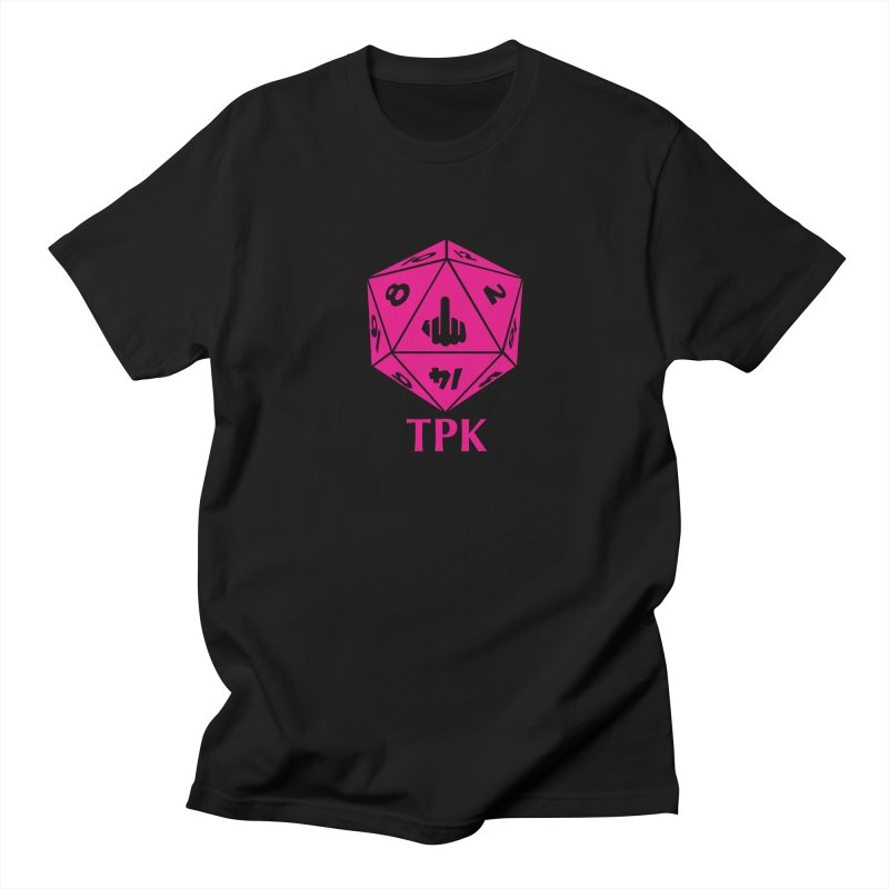 Total Party Kill Men's Regular T-Shirt by aaronjriley's Artist Shop