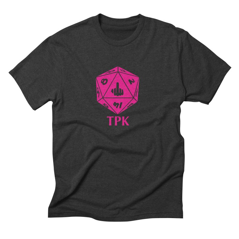 Total Party Kill Men's Triblend T-Shirt by aaronjriley's Artist Shop