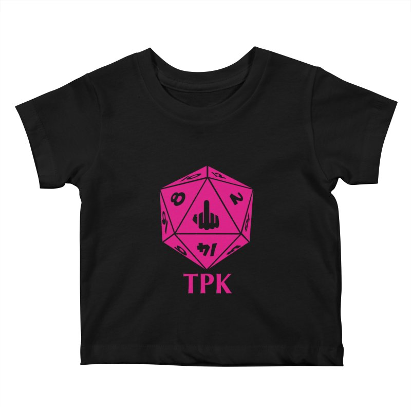 Total Party Kill Kids Baby T-Shirt by aaronjriley's Artist Shop