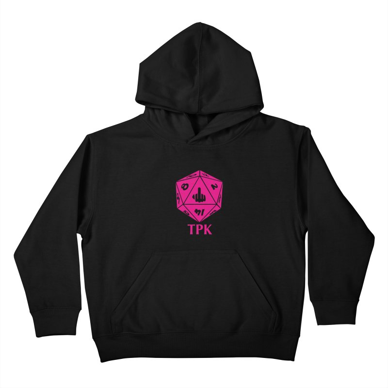 Total Party Kill Kids Pullover Hoody by aaronjriley's Artist Shop