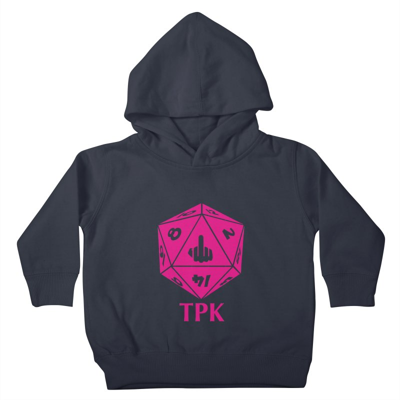 Total Party Kill Kids Toddler Pullover Hoody by aaronjriley's Artist Shop