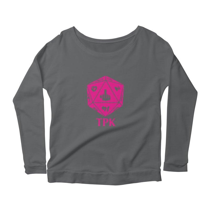Total Party Kill Women's Scoop Neck Longsleeve T-Shirt by aaronjriley's Artist Shop