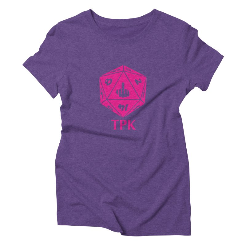 Total Party Kill Women's T-Shirt by aaronjriley's Artist Shop