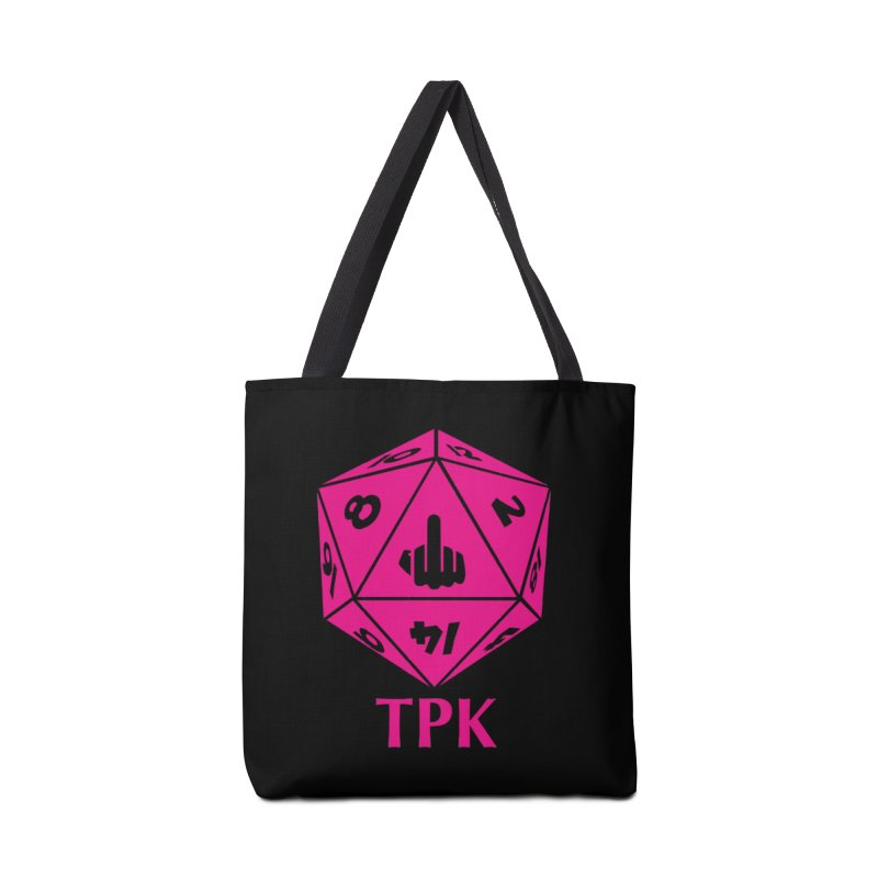 Total Party Kill Accessories Tote Bag Bag by aaronjriley's Artist Shop