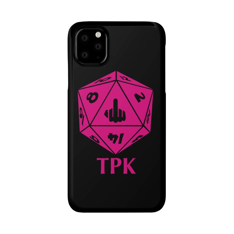Total Party Kill Accessories Phone Case by aaronjriley's Artist Shop