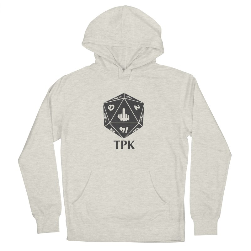 Total Party Kill (gray) Men's French Terry Pullover Hoody by aaronjriley's Artist Shop