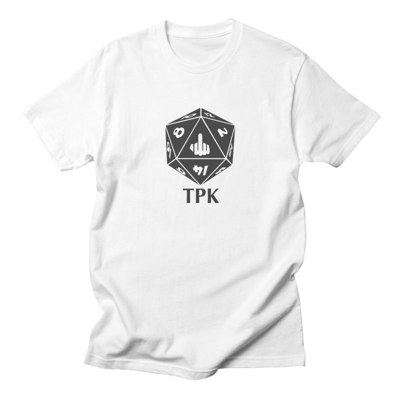 Total Party Kill (gray) Women's Regular Unisex T-Shirt by aaronjriley's Artist Shop