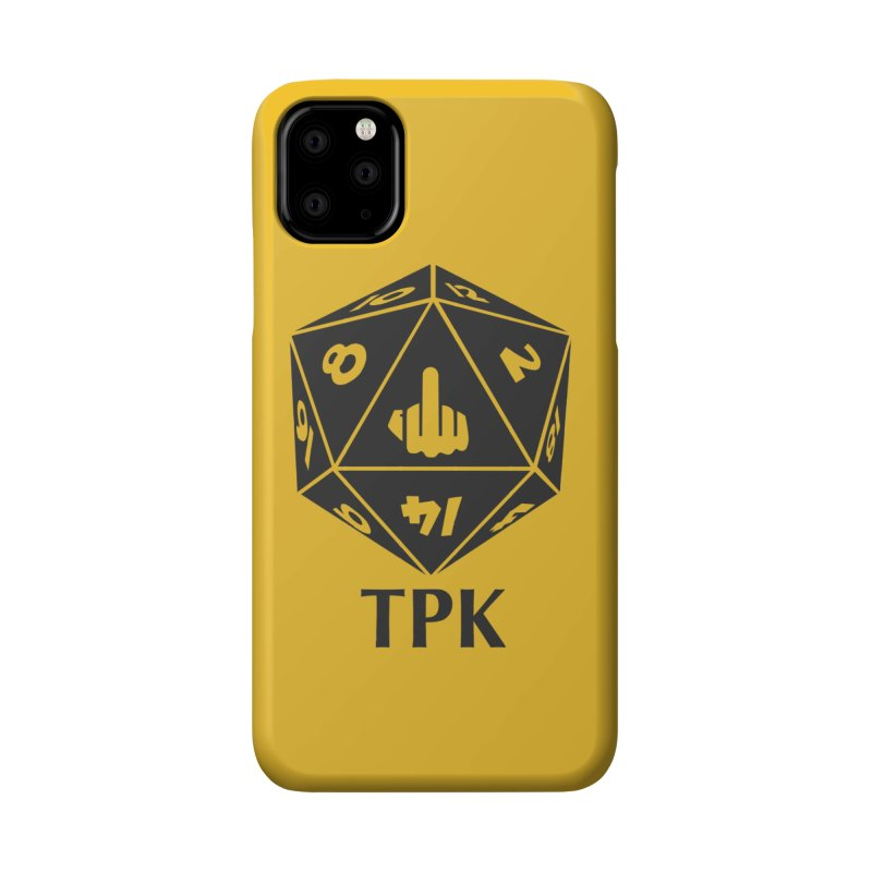 Total Party Kill (gray) Accessories Phone Case by aaronjriley's Artist Shop