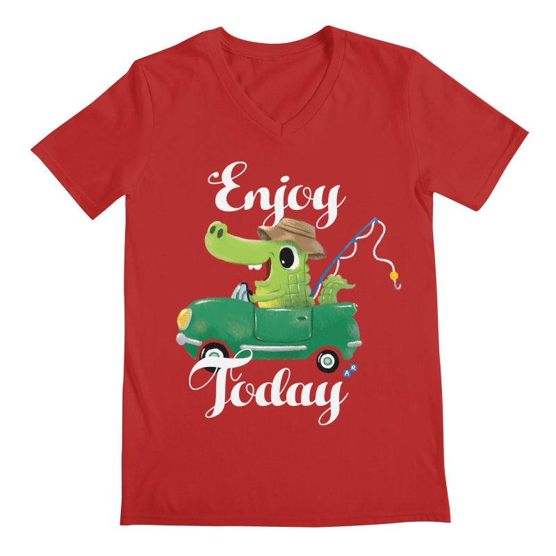 Enjoy Today   by aaronrandy's Artist Shop