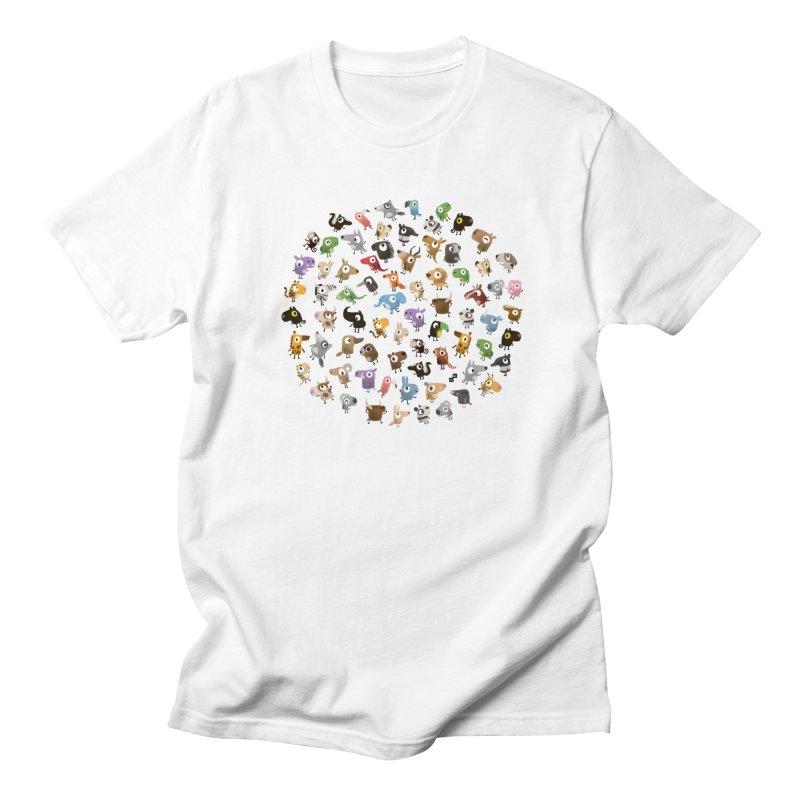 Awkward Meeting Men's T-shirt by aaronrandy's Artist Shop