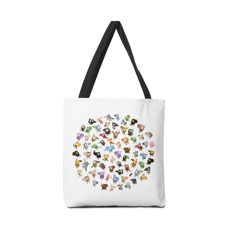 Awkward Meeting Accessories Bag by aaronrandy's Artist Shop