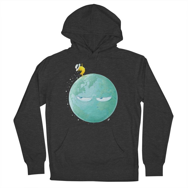 Moonwalk Men's Pullover Hoody by aaronrandy's Artist Shop