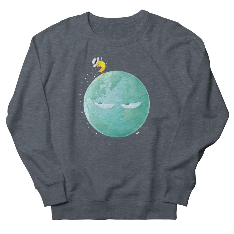 Moonwalk Women's Sweatshirt by aaronrandy's Artist Shop