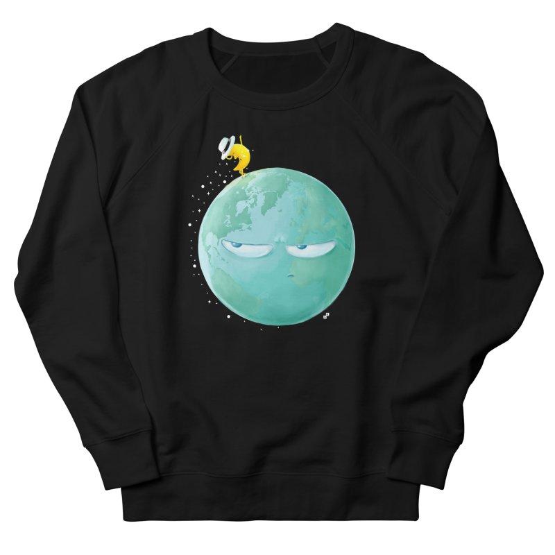 Moonwalk Men's Sweatshirt by aaronrandy's Artist Shop