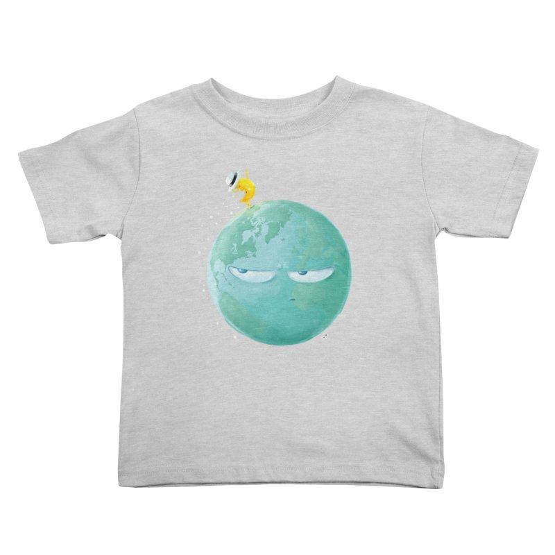 Moonwalk Kids Toddler T-Shirt by aaronrandy's Artist Shop
