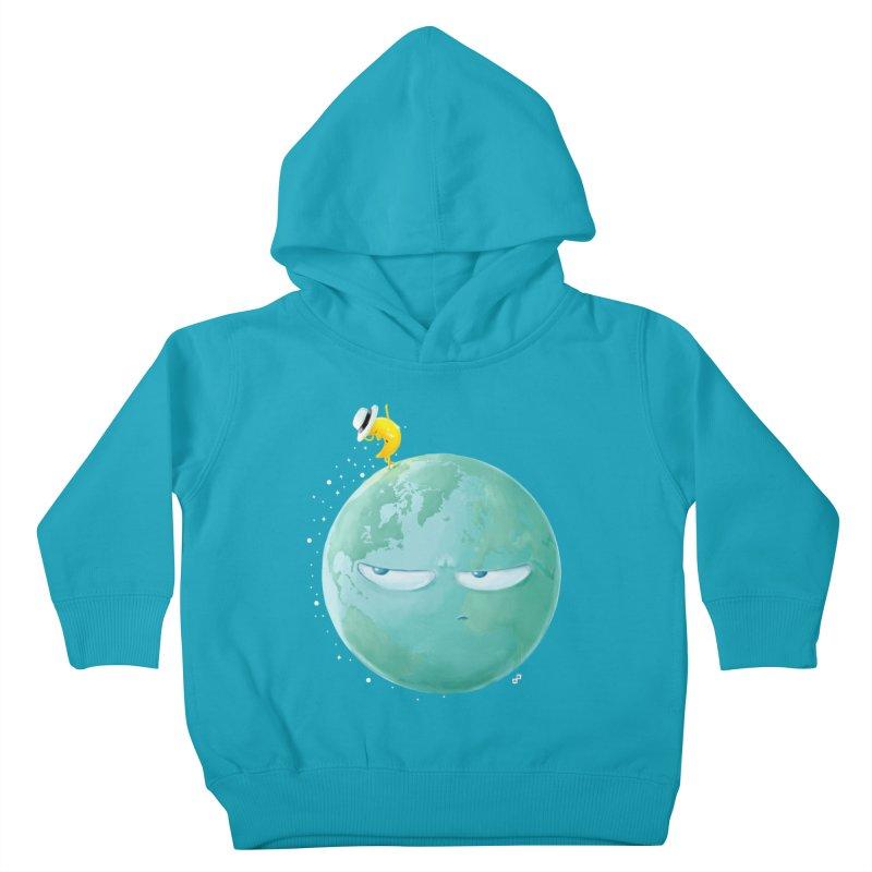 Moonwalk Kids Toddler Pullover Hoody by aaronrandy's Artist Shop