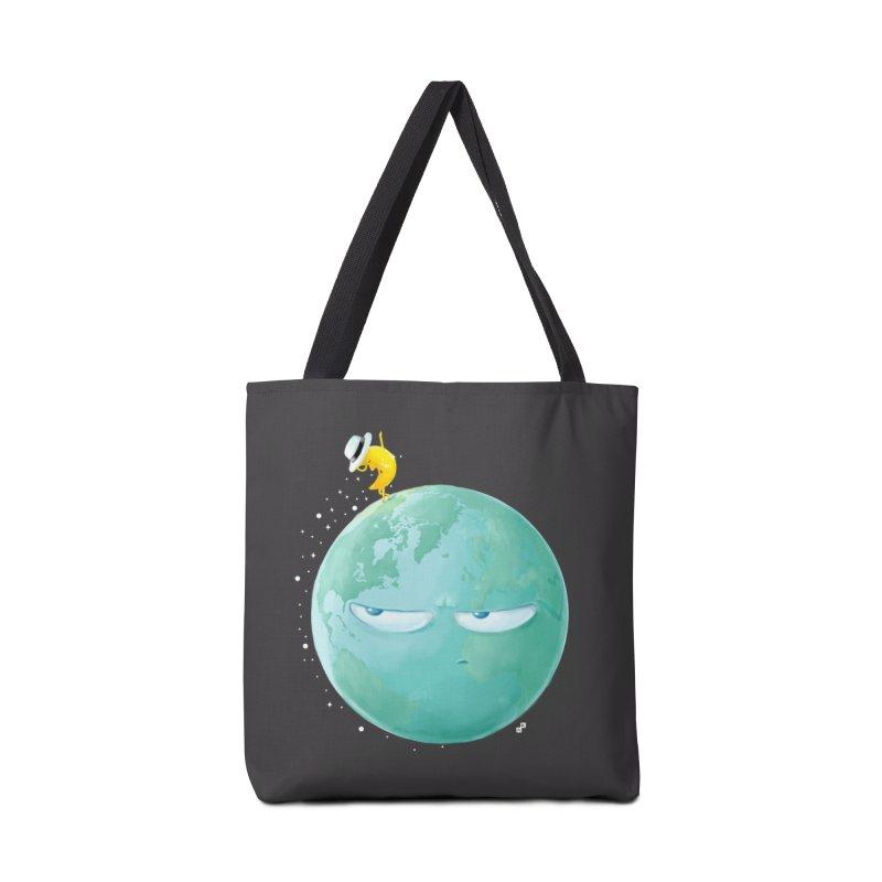 Moonwalk Accessories Bag by aaronrandy's Artist Shop