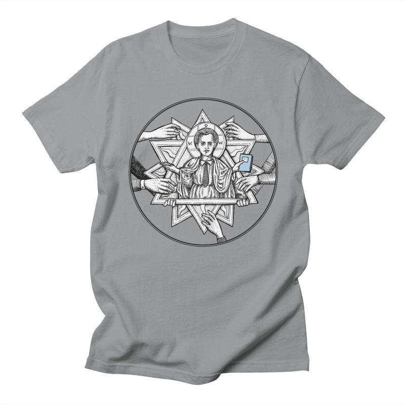 Bless & Grace Nerd Men's T-shirt by abbey's Artist Shop