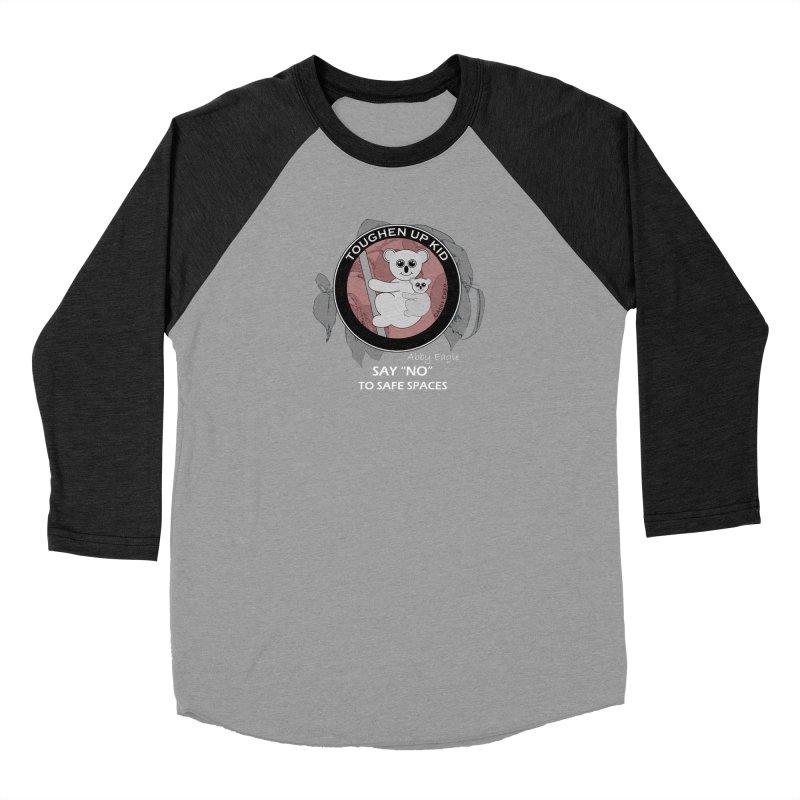 Koala t-shirt - red Men's Longsleeve T-Shirt by Abby Eagle