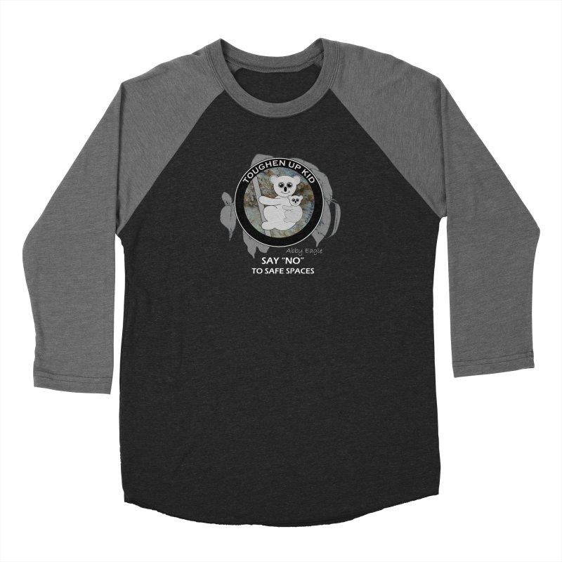 Koala t-shirt - rock face Women's Longsleeve T-Shirt by Abby Eagle