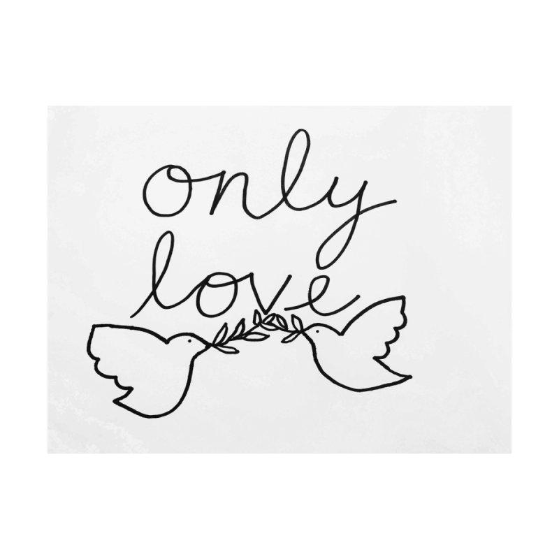 only love Men's T-Shirt by abby yemm design