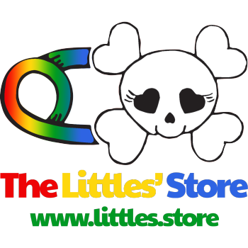 ABDL Clothing & Gear from The Littles' Store Logo
