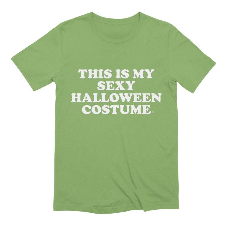 This Is My Sexy Halloween Costume Men's Extra Soft T-Shirt by ABELACLE