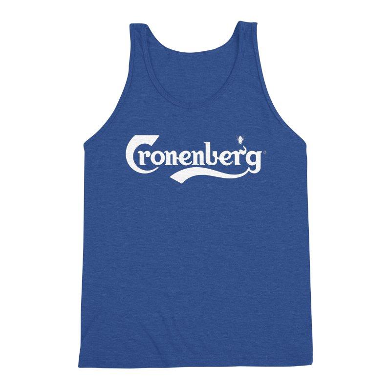 Cronenberg Men's Tank by ABELACLE.