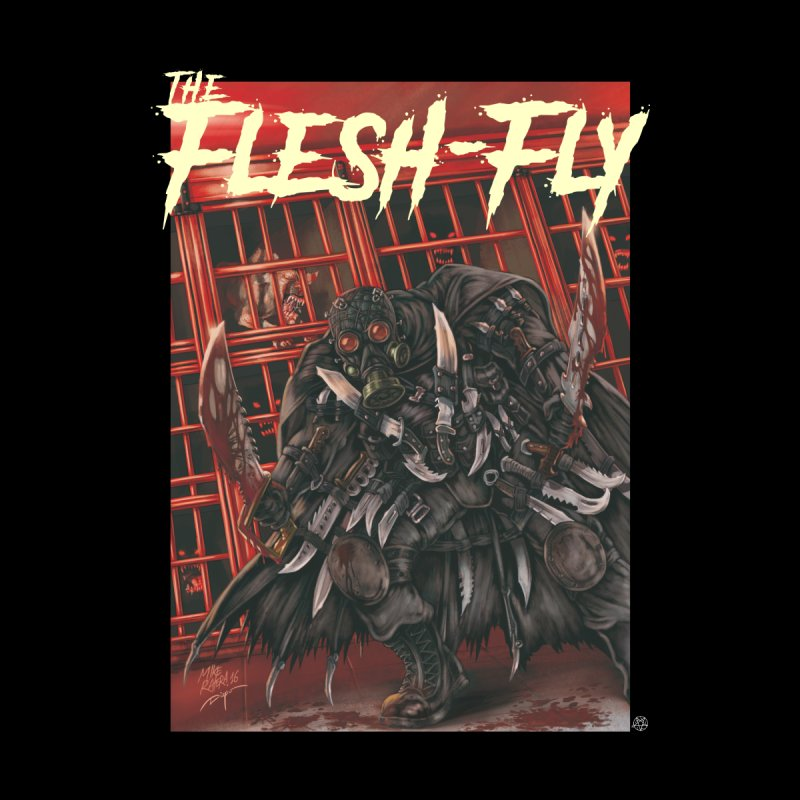 The Flesh Fly Kids Baby Zip-Up Hoody by ABELACLE.
