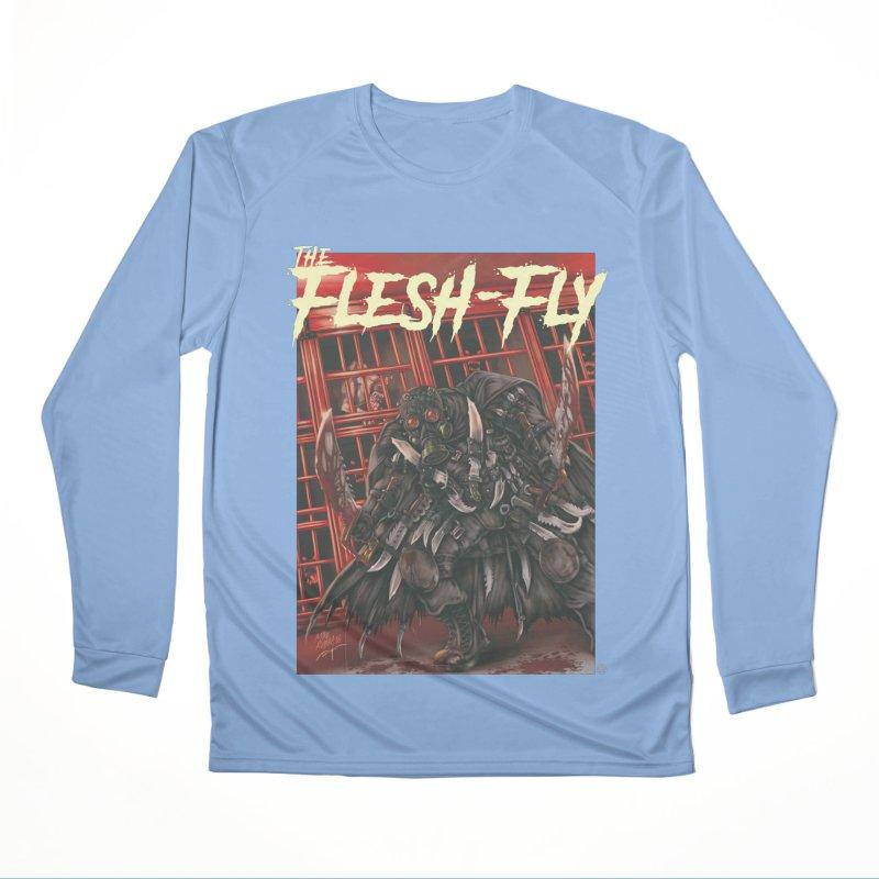 The Flesh Fly Men's Longsleeve T-Shirt by ABELACLE.