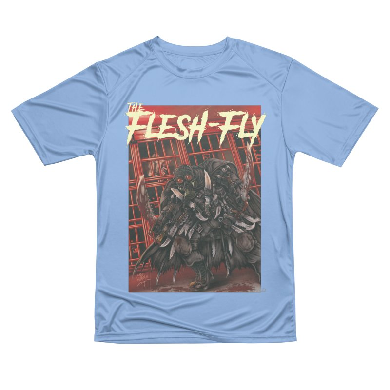 The Flesh Fly Men's T-Shirt by ABELACLE.