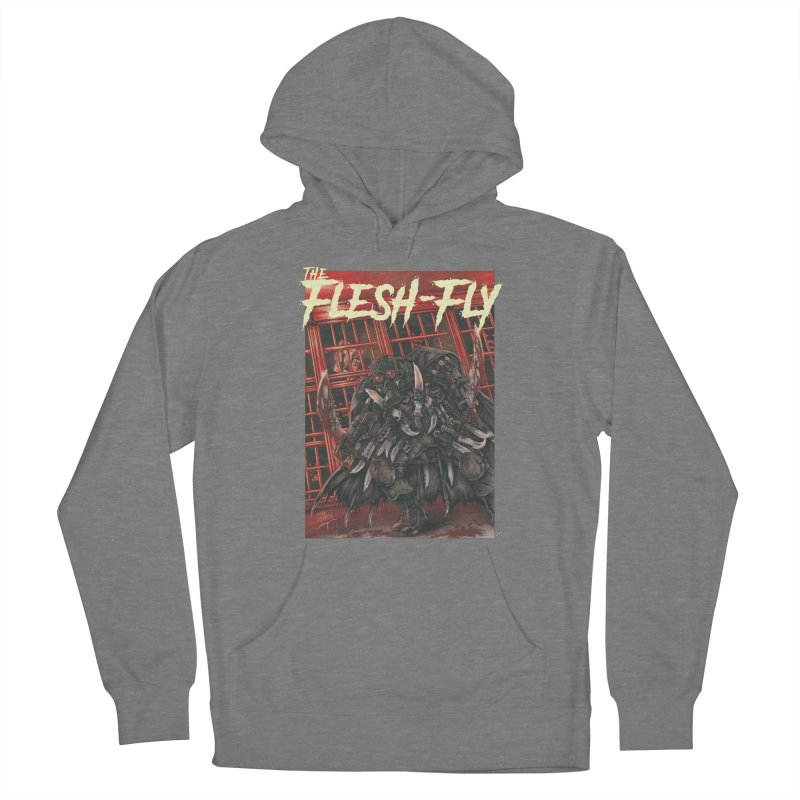 The Flesh Fly Women's Pullover Hoody by ABELACLE.
