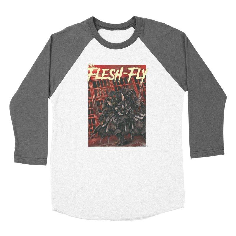 The Flesh Fly Women's Longsleeve T-Shirt by ABELACLE.