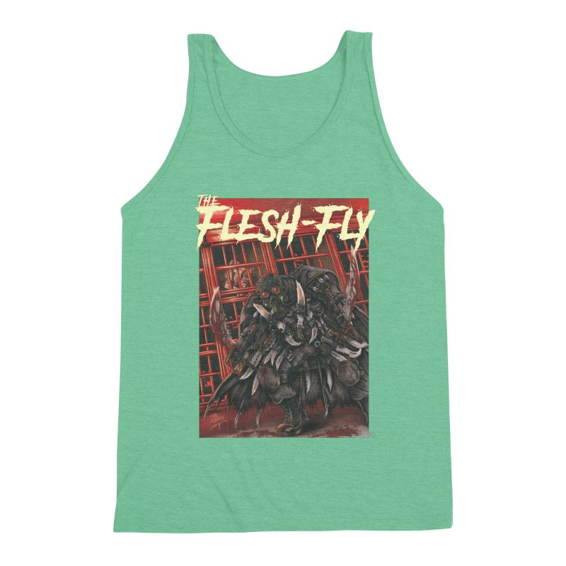The Flesh Fly Men's Tank by ABELACLE.