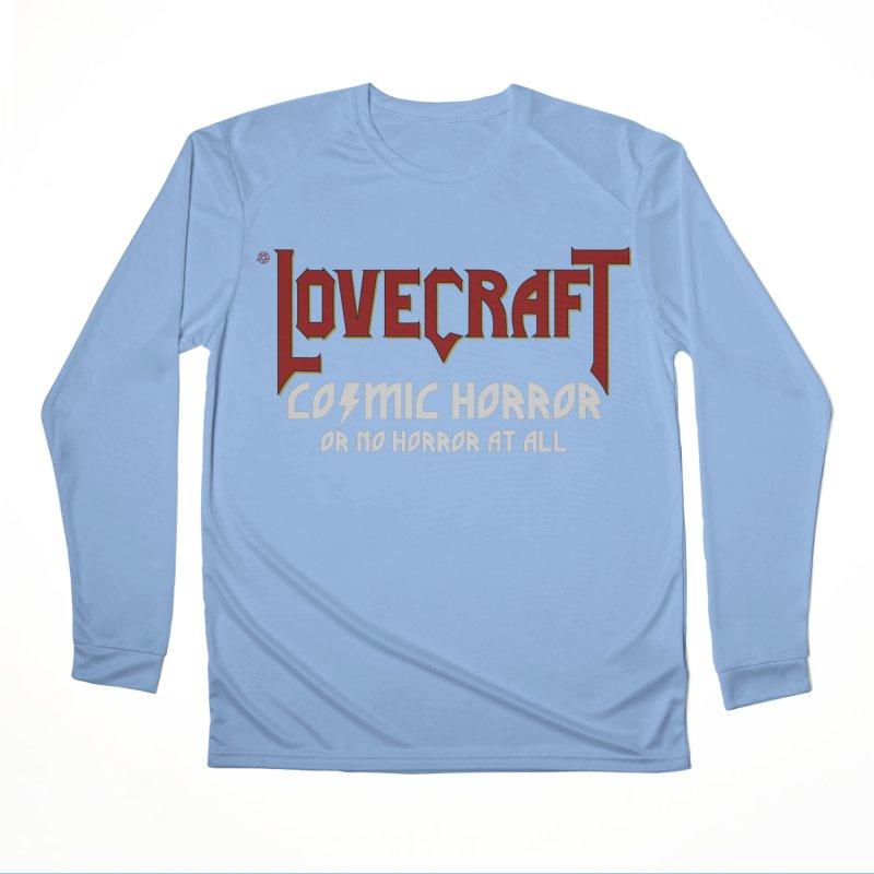 Manorror Men's Longsleeve T-Shirt by ABELACLE.