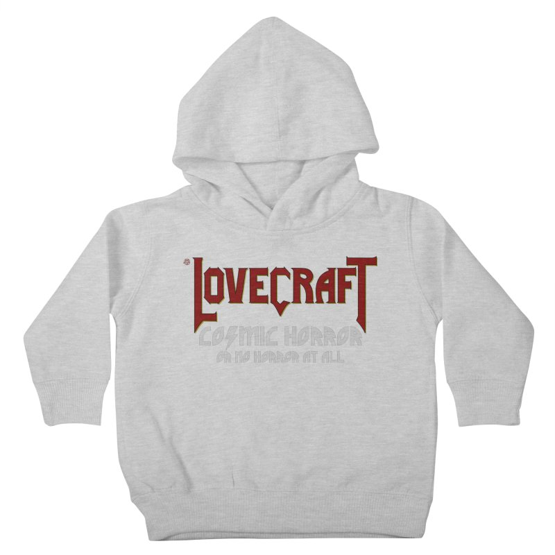 Manorror Kids Toddler Pullover Hoody by ABELACLE.